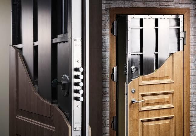 Взломостойкие двери: выбираем надежную защиту для своей «крепости»