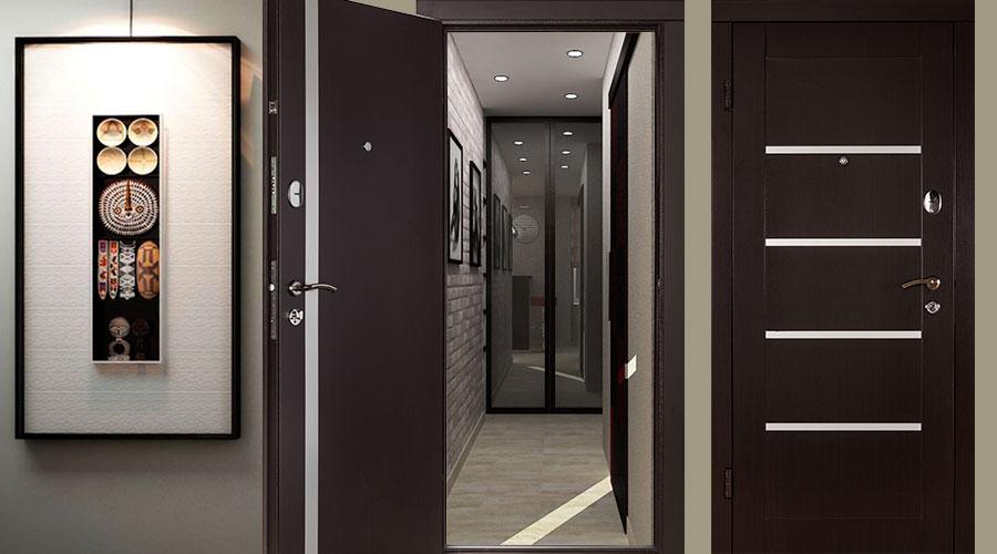 Какие входные двери купить для квартиры? - Блог компании Центр Дверей