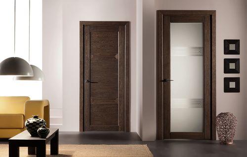 Межкомнатные двери из натурального дерева: преимущества