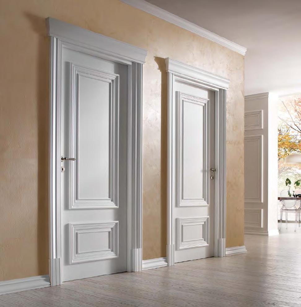Комнатные двери – выбираем оптимальное изделие