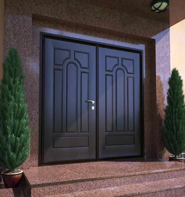 Входные металлические двери: выбираем надежную защиту для вашей крепости