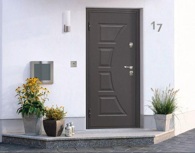 Виды входных дверей для квартир и домов в «Центре Дверей и Интерьера»