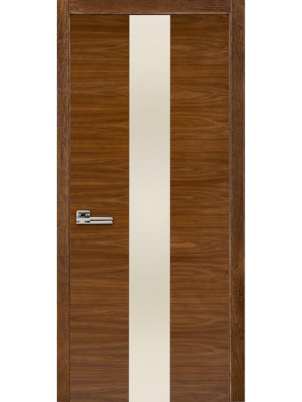 Модель 23 - Межкомнатные двери, Шпонированные двери