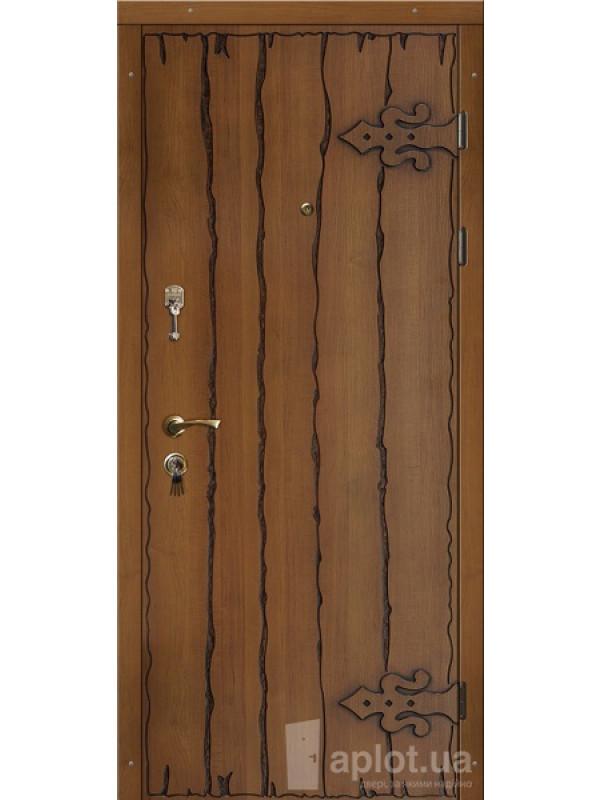 6038 - Входные двери, Входные двери в дом