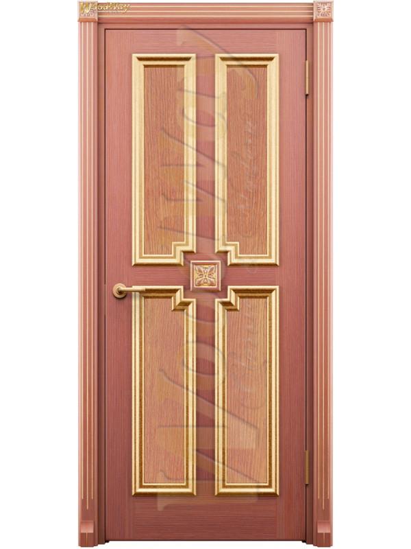 Герцог 1 - Межкомнатные двери, Шпонированные двери