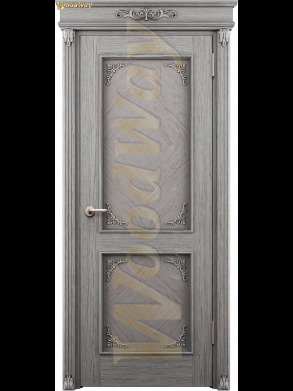 Азалия 1 - Межкомнатные двери, Шпонированные двери