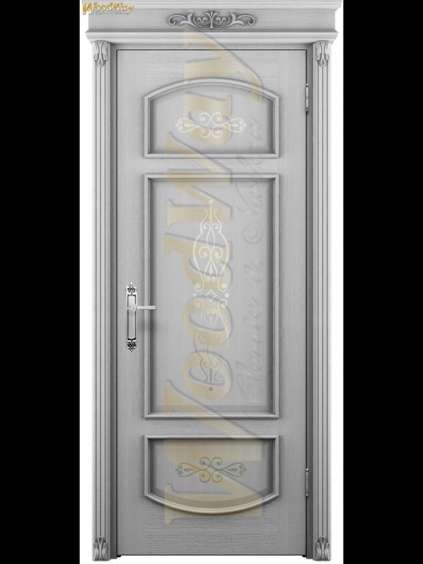 Лондон 1 - Межкомнатные двери, Шпонированные двери