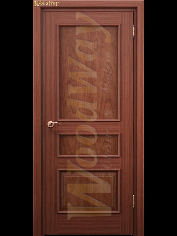 Лион 1 - Межкомнатные двери, Шпонированные двери