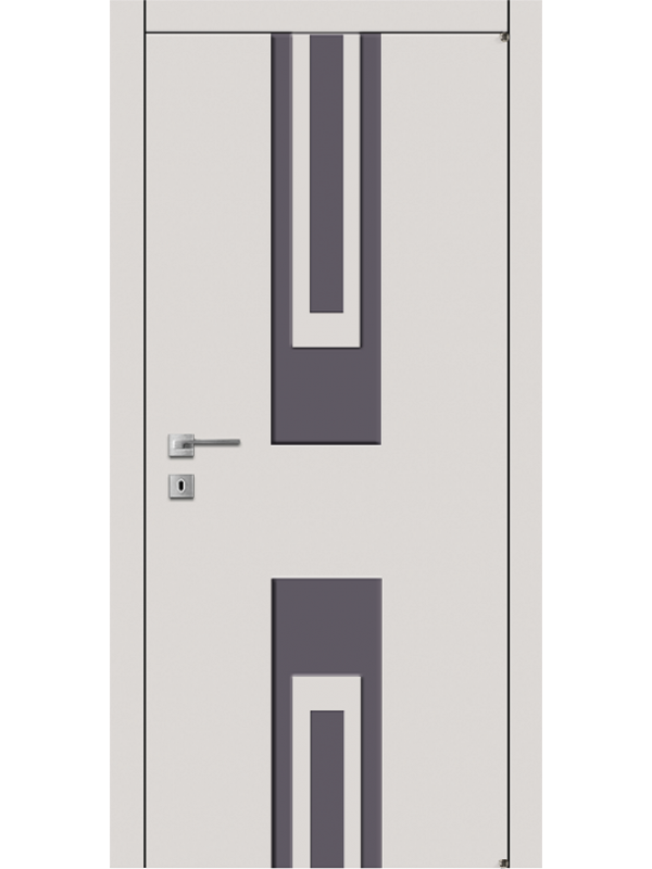 A12.1.S - Межкомнатные двери, Окрашенные двери