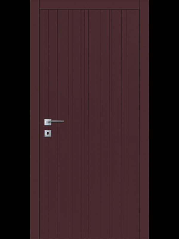 A18.F - Межкомнатные двери, Окрашенные двери