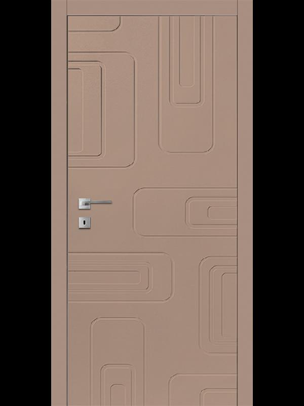 A19.F - Межкомнатные двери, Окрашенные двери