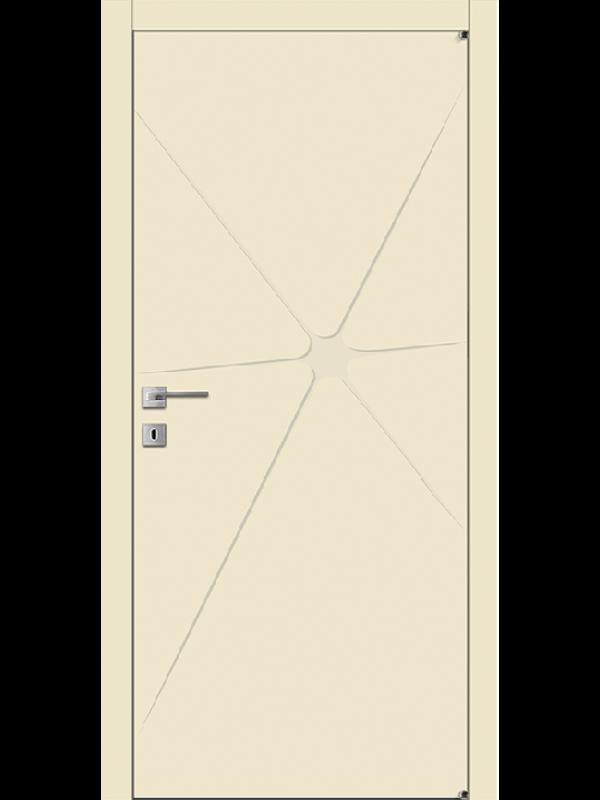 A23.F - Межкомнатные двери, Окрашенные двери