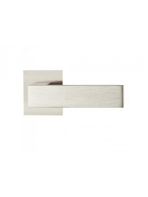 Ручка дверная Almar Canto (розетка квадрат), 52*52 - Фурнитура