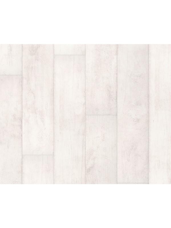 Ламинат Quick-Step CLASSIC, CLM1290, BLEACHED WHITE TEAK, PLANKS - Полы, Ламинат