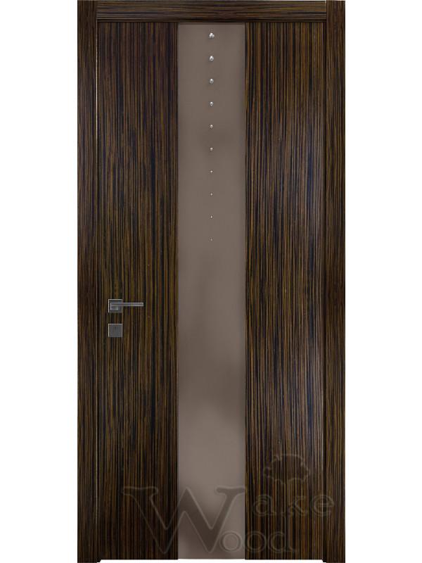 WakeWood Deluxe 02 - Межкомнатные двери, Шпонированные двери
