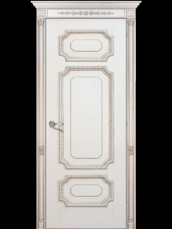 Доже 3 - Межкомнатные двери, Окрашенные двери