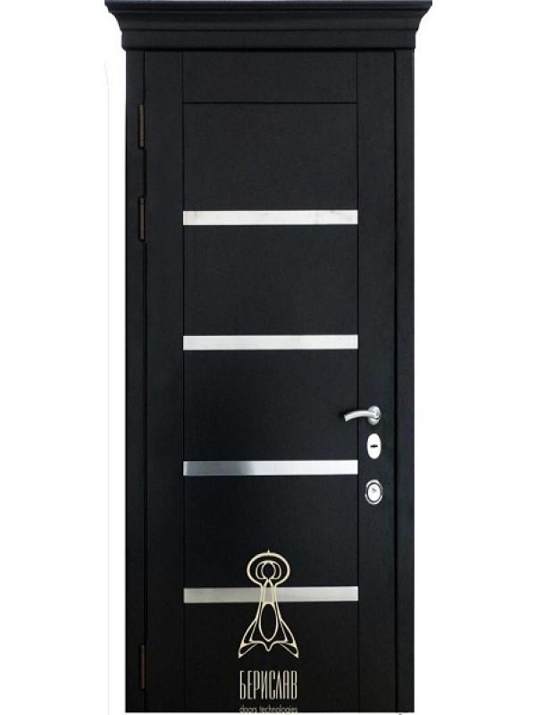 Берислав Молдинг дуб М4 - Входные двери, Входные двери в дом