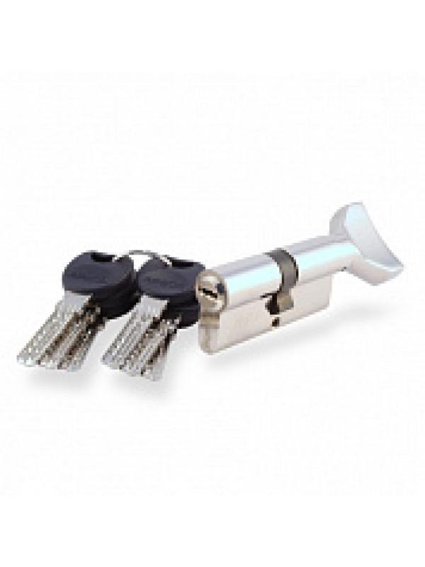 Цилиндр 4KC-M70-Z-CO1-CR (ключ / поворотник) - Фурнитура