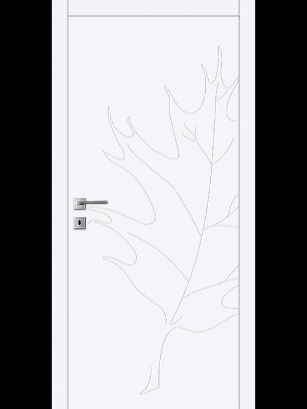 FL10 - Межкомнатные двери, Белые двери