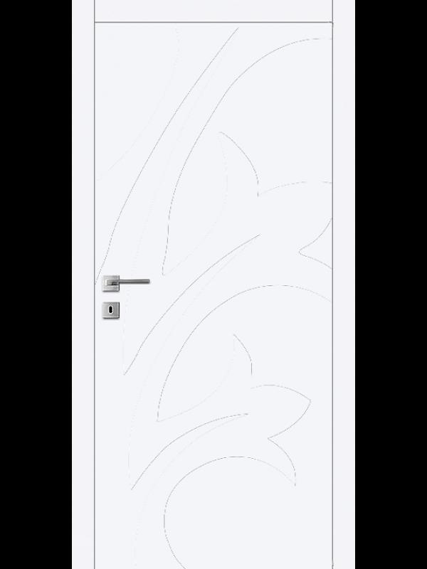 FL11 - Межкомнатные двери, Белые двери
