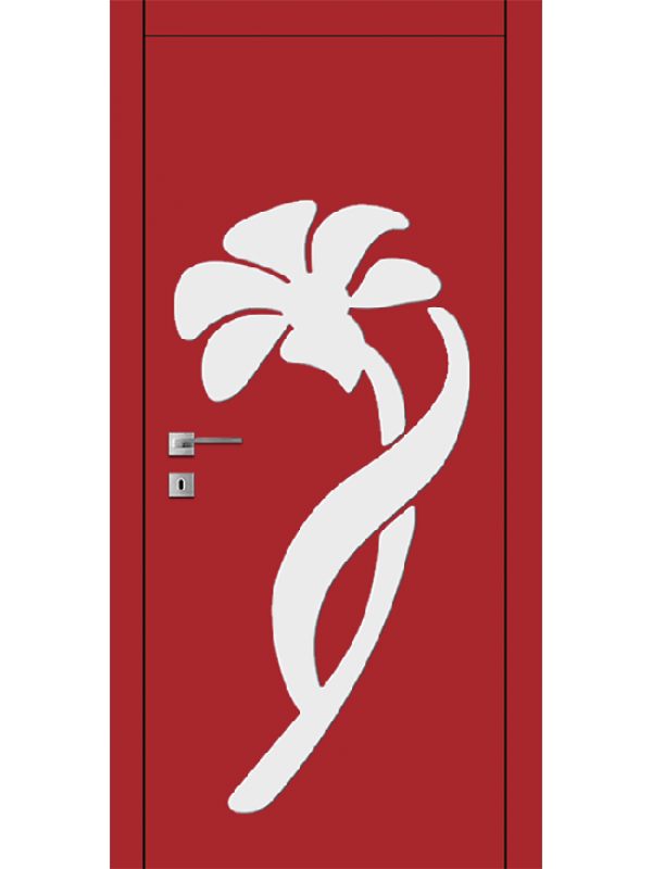 FL15 - Межкомнатные двери, Окрашенные двери