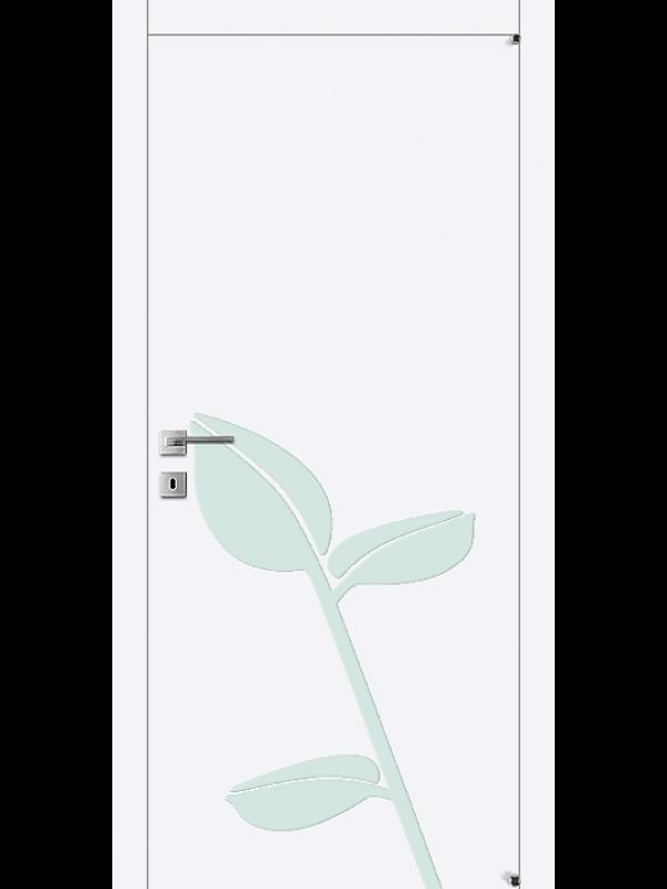 FL17 - Межкомнатные двери, Белые двери