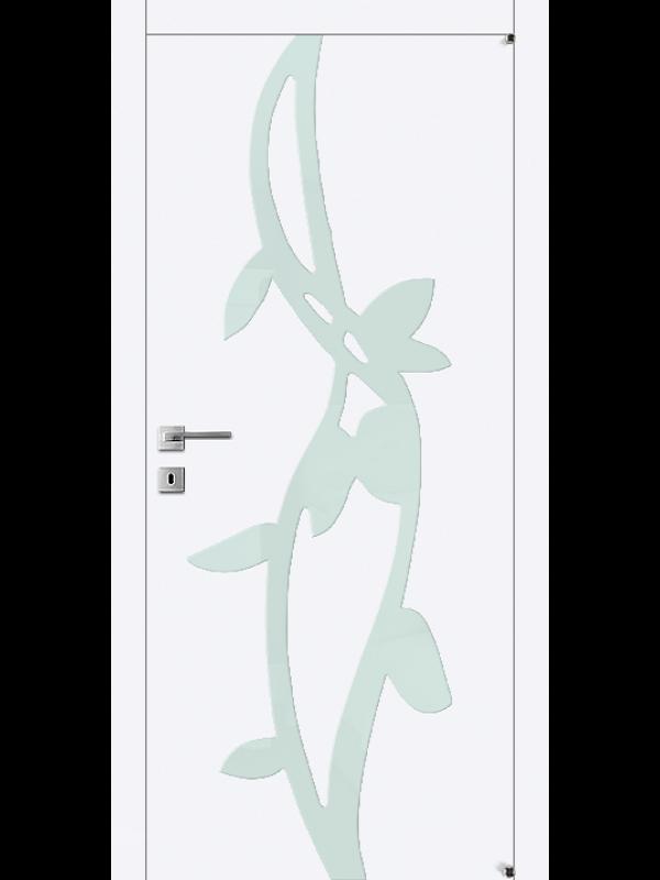 FL18 - Межкомнатные двери, Белые двери