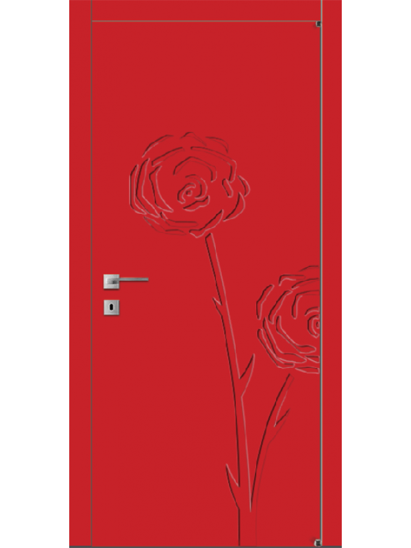 FL1 - Межкомнатные двери, Окрашенные двери