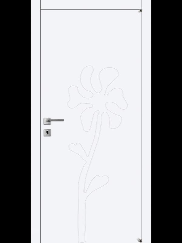 FL2 - Межкомнатные двери, Белые двери