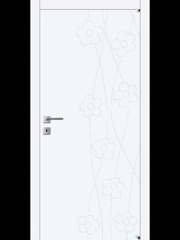 FL5 - Межкомнатные двери, Белые двери