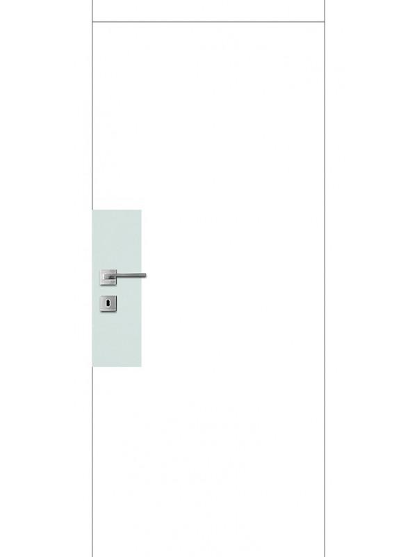 FT10.S - Межкомнатные двери, Белые двери