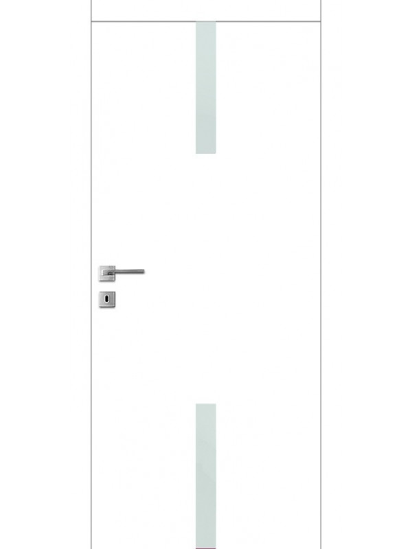 FT13.S - Межкомнатные двери, Белые двери