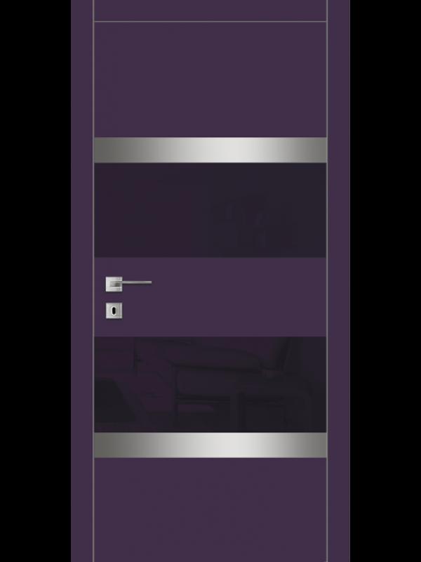 FT17.S - Межкомнатные двери, Окрашенные двери