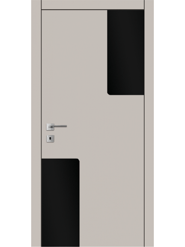 FT3.S - Межкомнатные двери, Окрашенные двери