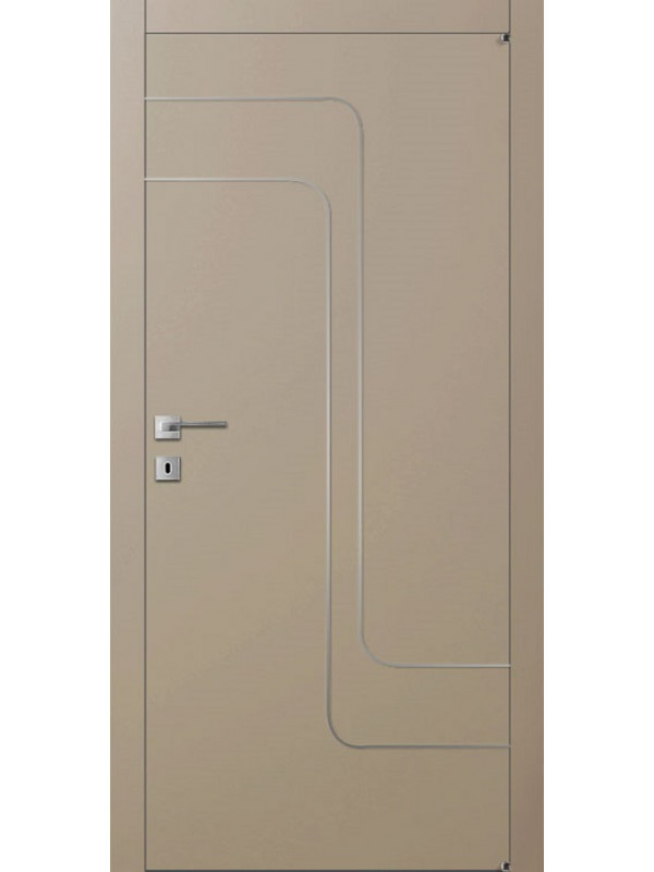 FT5.M - Межкомнатные двери, Окрашенные двери