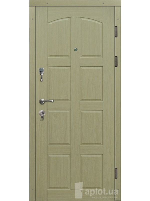 Л 4003 - Входные двери, Входные двери в дом