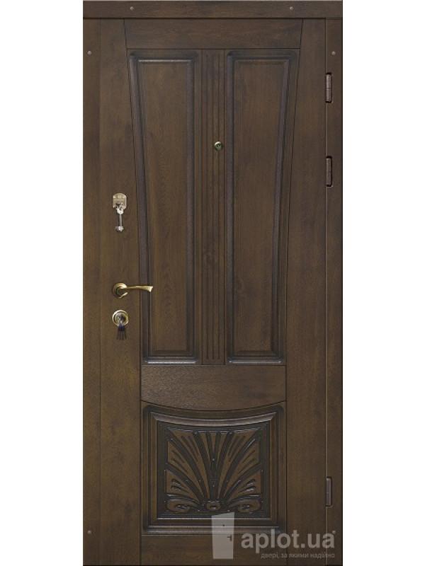 Л 4006 - Входные двери, Входные двери в дом
