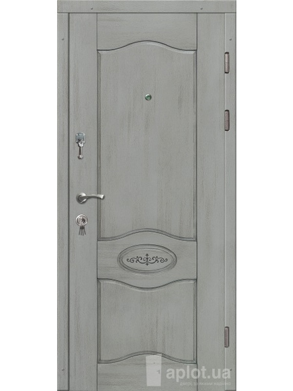 Л 4007 - Входные двери, Входные двери в дом