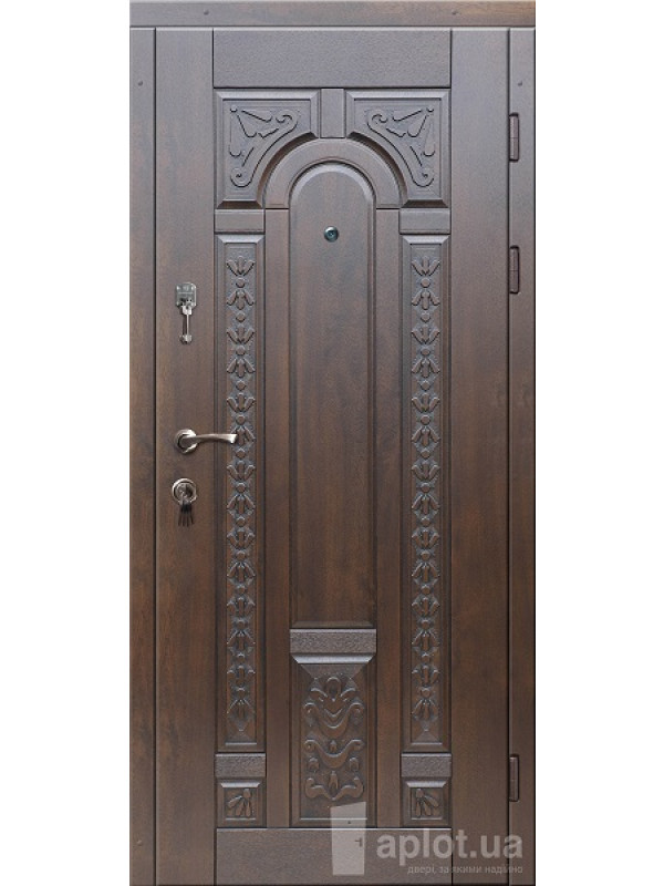 Л 4008 - Входные двери, Входные двери в дом