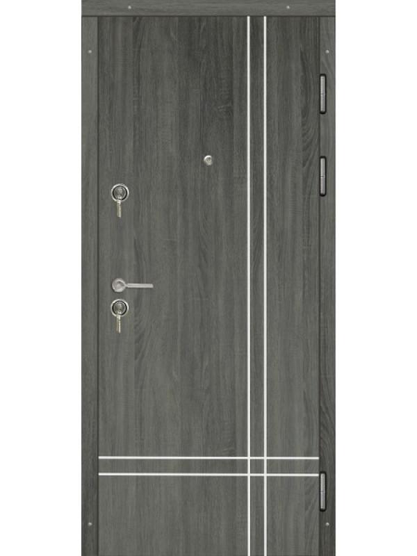 М 3011 - Входные двери, Входные двери в дом