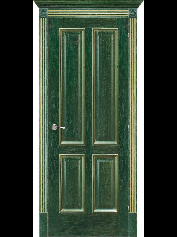 Плимут ПГ - Межкомнатные двери, Шпонированные двери