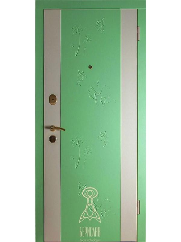 Берислав Primavera фисташковый М-2 - Входные двери, Входные двери в дом