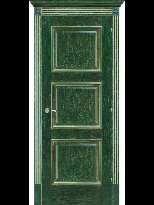 Триест ПГ - Межкомнатные двери, Шпонированные двери
