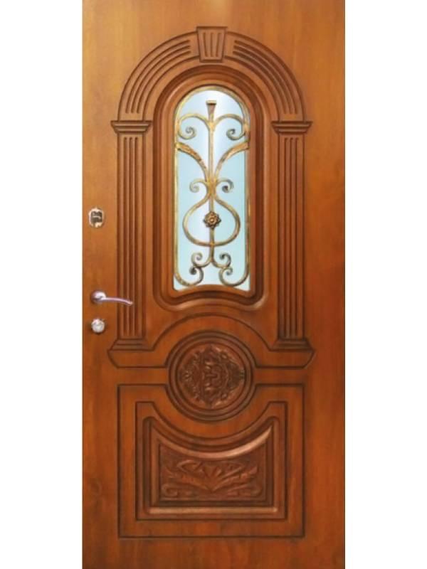 Термопласт 55 - Входные двери, Входные двери в дом