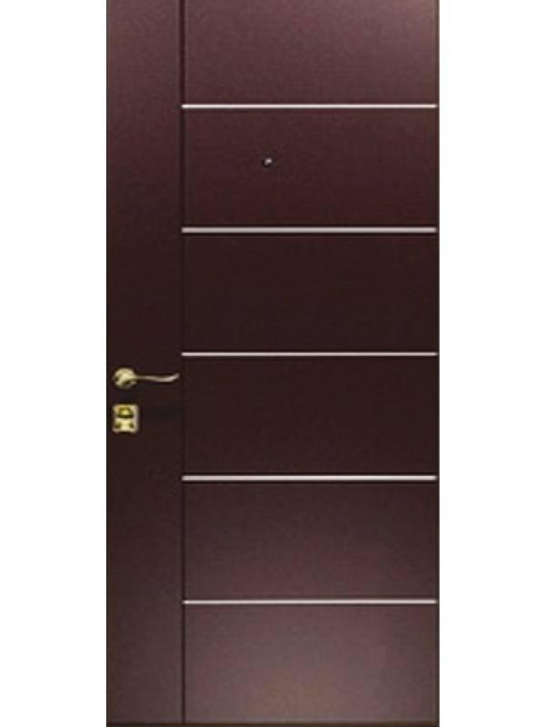 Термопласт 110 - Входные двери, Входные двери в дом