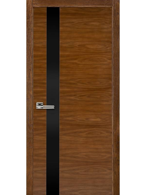 Модель 21 - Межкомнатные двери, Шпонированные двери