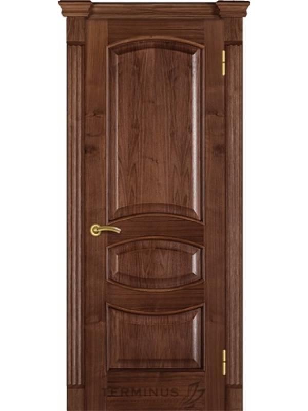 Модель 50  - Межкомнатные двери, Шпонированные двери