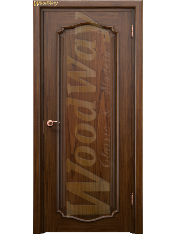 Наполи 11 - Межкомнатные двери, Шпонированные двери