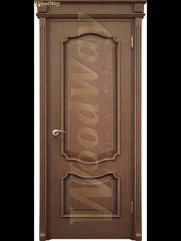 Тулуза 11 - Межкомнатные двери, Шпонированные двери