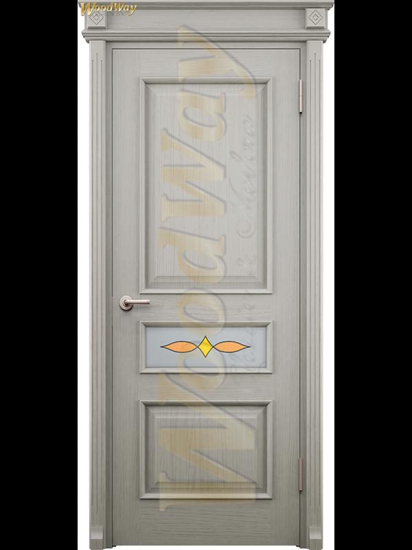 Лион 12 - Межкомнатные двери, Шпонированные двери
